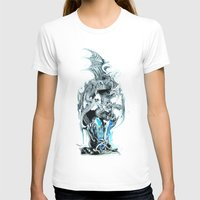 dragons T-shirts featuring dragons by Vector Art