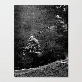 Jump MX Canvas Print