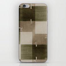 random pattern iPhone & iPod Skin