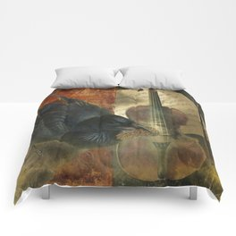 Nevermore Comforters