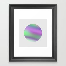Fade M28 Framed Art Print