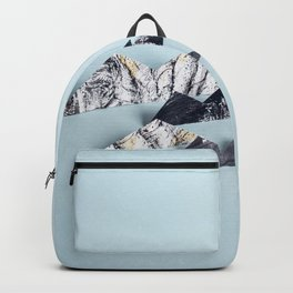 Paper mountains Backpack