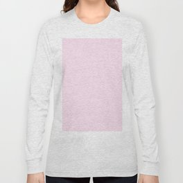 Simply Desert Rose Pink Long Sleeve T-shirt