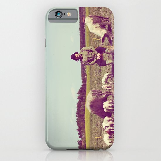 J Crist - Everything Stays Here and Now iPhone & iPod Case