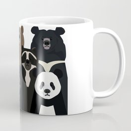 Bears of the world Coffee Mug