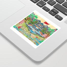 The Nightingale Series - 1 of 8 Sticker
