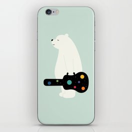 Chase Your Dreams iPhone Skin