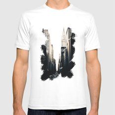 42nd Mens Fitted Tee MEDIUM White