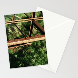 Oxide and grass Stationery Cards