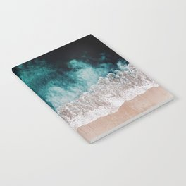 Ocean (Drone Photography) Notebook