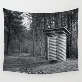 The Rest House Wall Tapestry