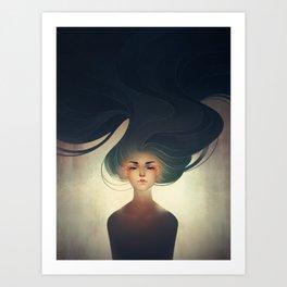Luminesence Art Print