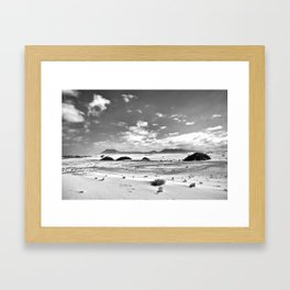 Loneliness Framed Art Print
