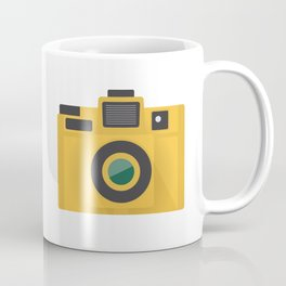 Camera Series: Holga Coffee Mug