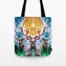 Keepers of the Sacred Medicine Tote Bag