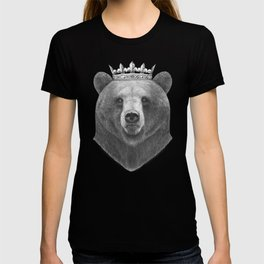 King bear T-shirt