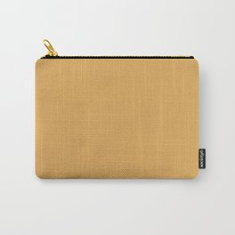 PANTONE 14-1041 Golden Apricot #e0aa5a Carry-All Pouch