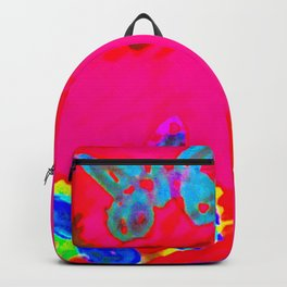 Float like a Butterfly (butterflies in the garden) Backpack