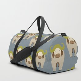 Whimsy Cape Buffalo Duffle Bag