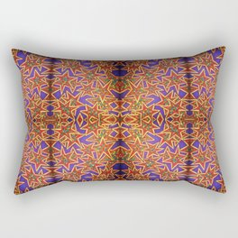 Starry Pop Rectangular Pillow