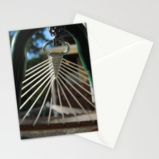 rings, strings, and things Stationery Cards