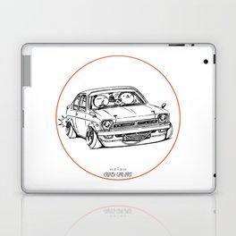 Crazy Car Art 0189 Laptop & iPad Skin
