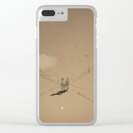 Nearly Hembrug Clear iPhone Case