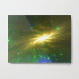 ZoooooZ Galaxie on the Sky Metal Print