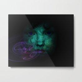 """Spirit Child"" by Marie Plourde Metal Print"