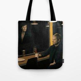 Sherlockology Tote Bag