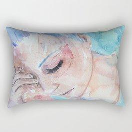 Frustration. Rectangular Pillow