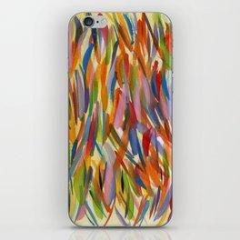 Colour Daubs iPhone Skin