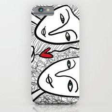 Love is Love iPhone 6s Slim Case
