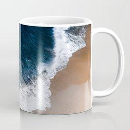 Deep blue shore Coffee Mug