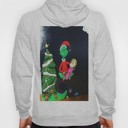 Nightmare Grinch and Cindy Hoody