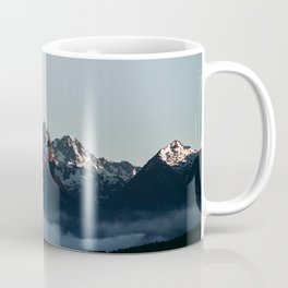 New Zealand Southern Alps Coffee Mug
