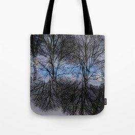 Abstract tress Tote Bag