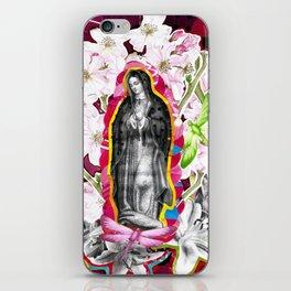 Nossa Senhora de Guadalupe (Our Lady of Guadalupe)  iPhone Skin