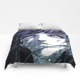 art hinata Comforters