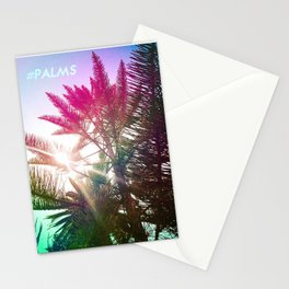 #palms Stationery Cards