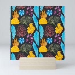 Coral Reef Deep Sea Mini Art Print
