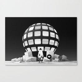 信号 - SIGNAL Canvas Print