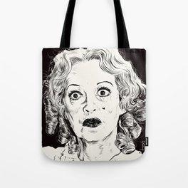 Bette Davis/Baby Jane Tote Bag