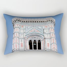 Campanile di Giotto Rectangular Pillow