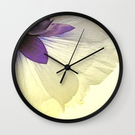 Malve Art Wall Clock