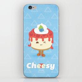 Cheese Cake iPhone Skin