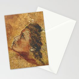 Yearning~ Woman Stationery Cards