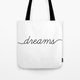 sweet dreams (2 of 2) Tote Bag