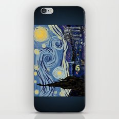 Starry Wars Night iPhone & iPod Skin
