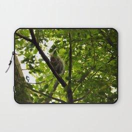 Peek a boo Squirrel Laptop Sleeve